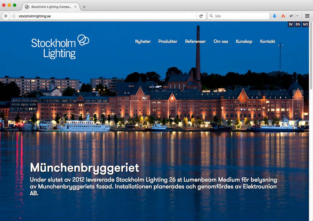 Stockholm Lighting Company