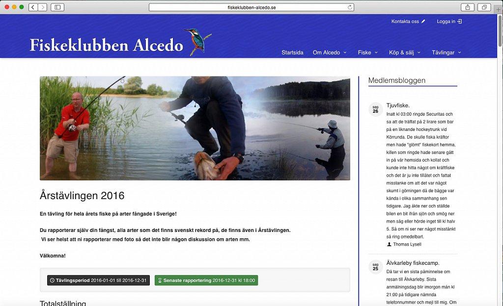 Fiskeklubben Alcedo
