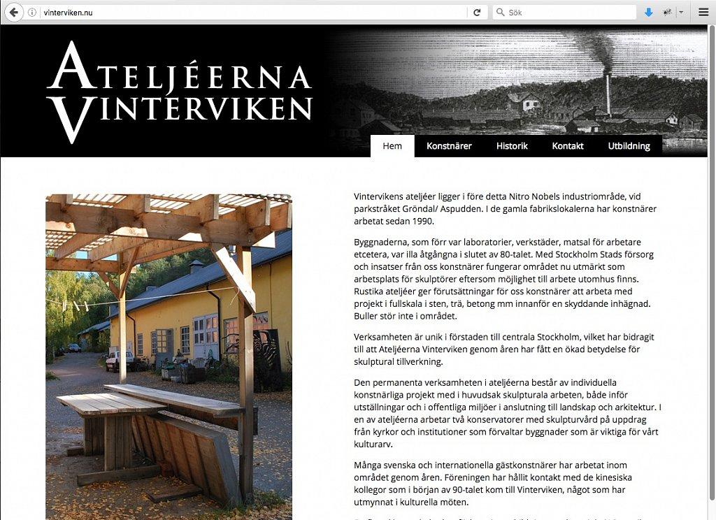Ateljéerna Vinterviken